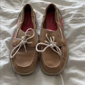 Pink Sperry ⛵️ 👞